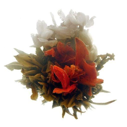 Семейное Счастье  (He Jia Huan Le) раскрывающийся чай
