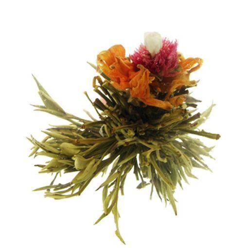 Любящее сердце (Ai Xing Feng Xian) раскрывающийся чай