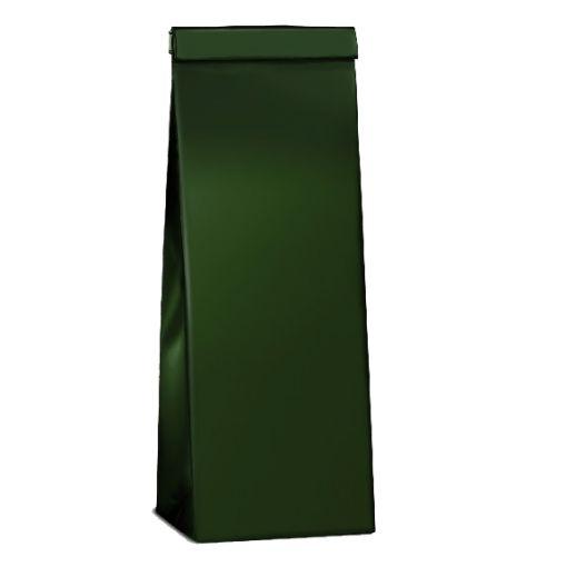 Iepakojuma maisiņš, tumši zaļš