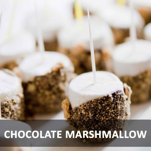 Шоколадный зефир (Chocolate Marshmallow) kофе