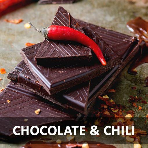 Šokolāde & Čili (Chocolate&Chili) kafija, 1kg
