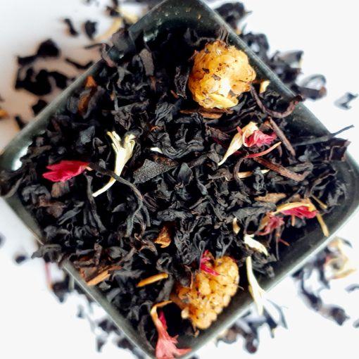Kanēļa Pīrāgs melnā aromatizētā tēja