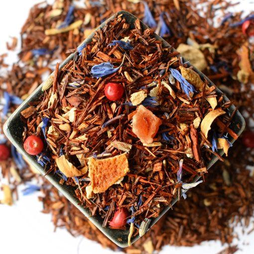 Citronu Ingvera rooibošs tēja