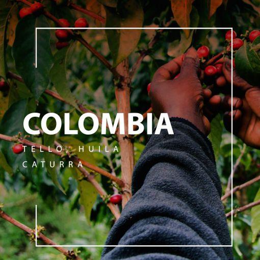 Kolumbijas kafija