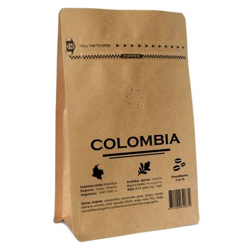 Kolumbija/Colombia Tello, kafija