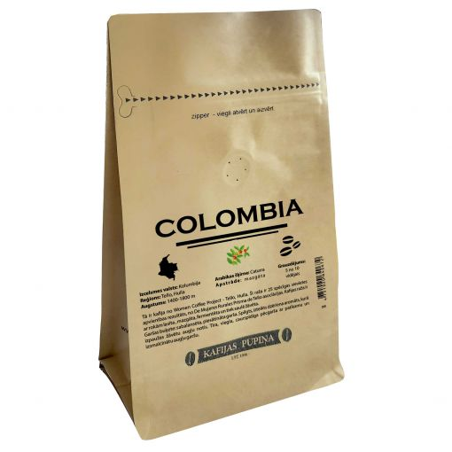 Colombia Tello Women Coffee Project, kafija 200 g