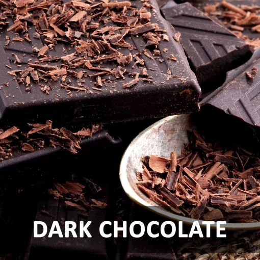 Dark Chocolate flavored coffee, 200 g