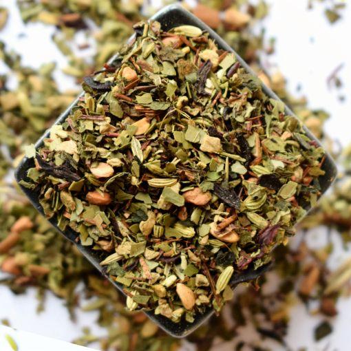 detox zāļu tēja