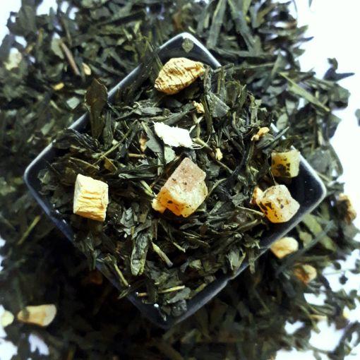 Energy zaļā aromatizētā tēja