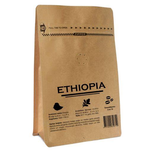Эфиопия Yirgacheffe, kофе 200 г