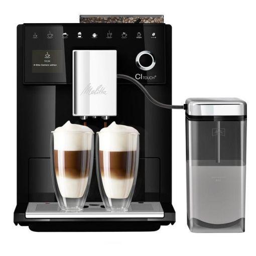 Melitta F630-102 Ci touch кофейный аппарат, черный