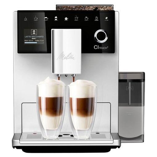 Melitta F630-101 Ci touch кофейный аппарат, серебрянный