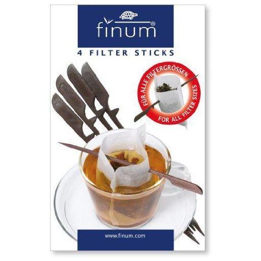 Палочки для чайных фильтров Finum