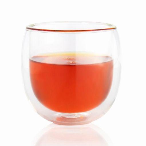 Dubultsienu stikla glāze FINUM, 200 ml