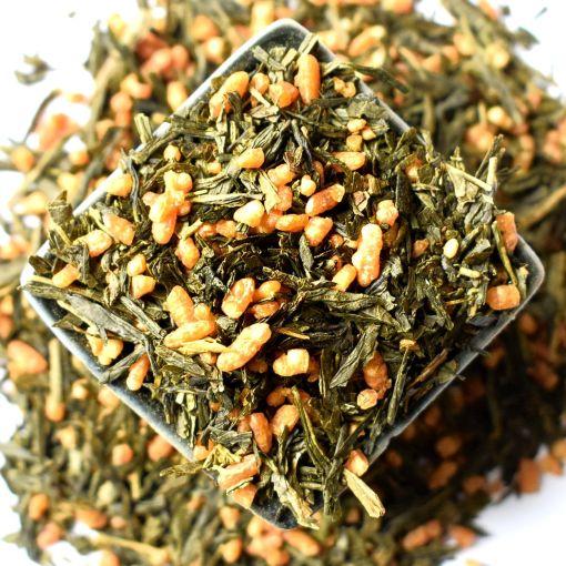 Genmaicha Musashi zaļā tēja