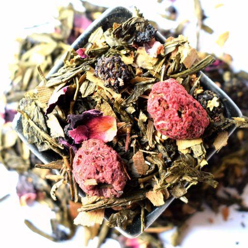 Ginko Veselība zaļā aromatizētā tēja