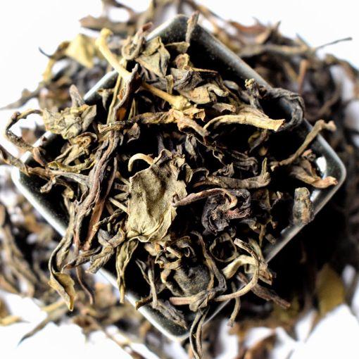Зеленый пу эр чай