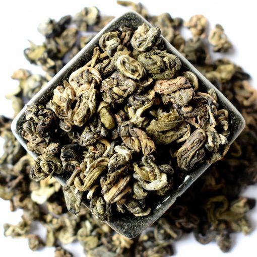 Zaļais Gliemezis (Green Snail) zaļā tēja