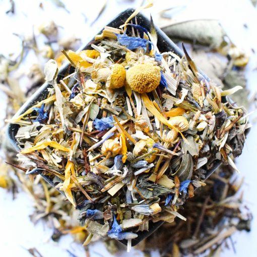 Долгая жизнь травяной чай