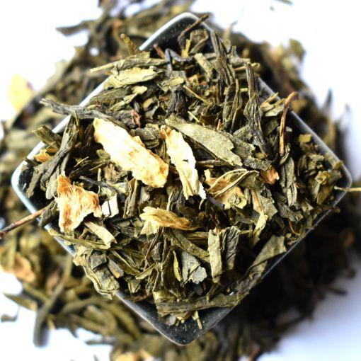 Kaktuss-Piparmētra (Cactus-Mint)  zaļā tēja