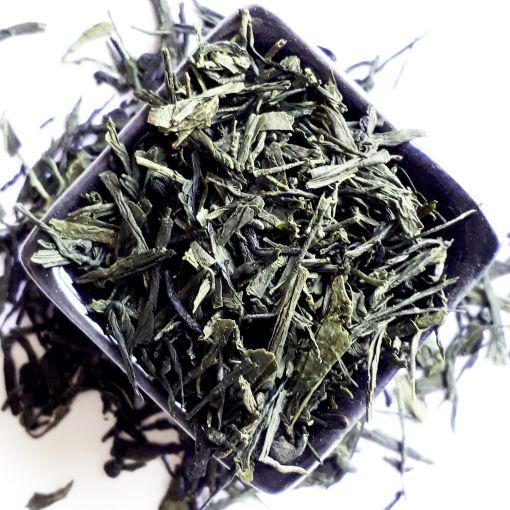 Korea Jeoncha, zaļā tēja