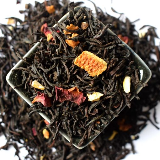 Laimīgu Jauno Gadu! melnā aromatizētā tēja