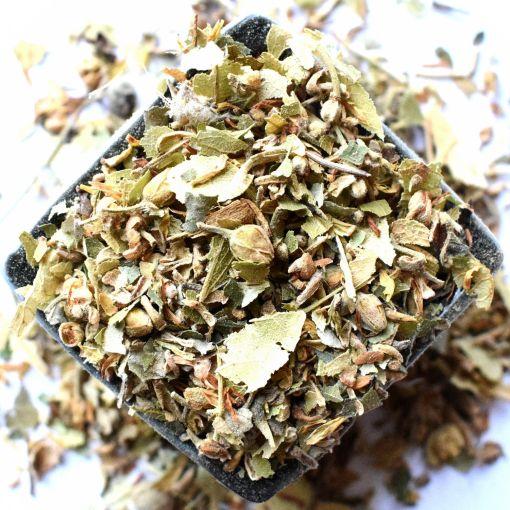 Цветки липы травяной чай