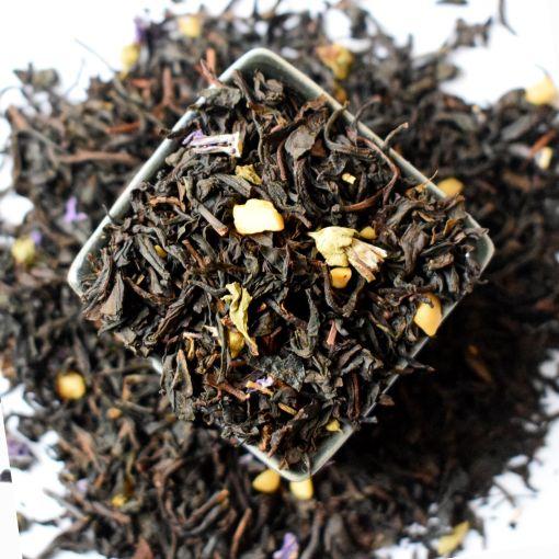 Mambo Vanilla melnā aromatizētā tēja