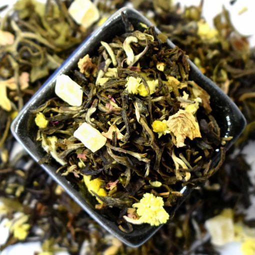 Манго белый чай