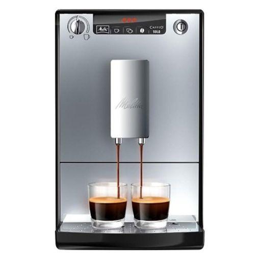MELITTA CAFFEO Solo E950 kafijas automāts, sudrabkrāsa
