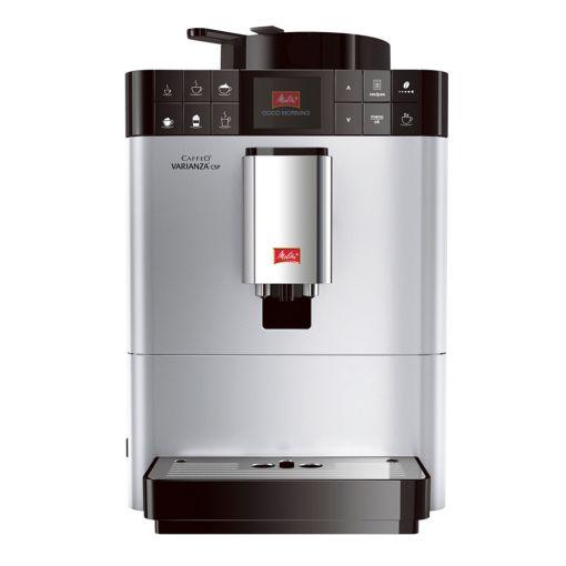 Melitta F57/0-101 VARIANZA CSP кофейный аппарат, серебрянный