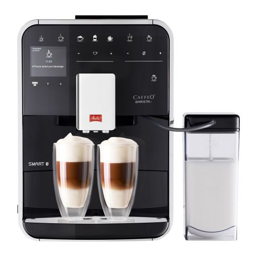 MELITTA F85/0-102 BARISTA TS Smart кофейный аппарат, черный