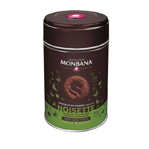 Karstā šokolāde MONBANA Hazelnut