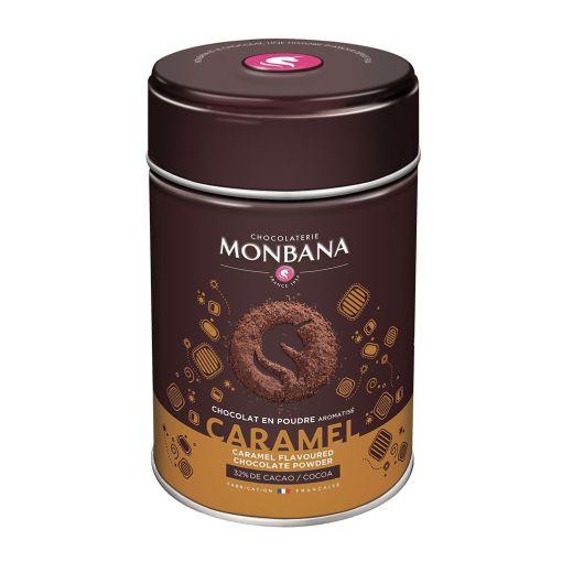 Karstā šokolāde MONBANA Caramel