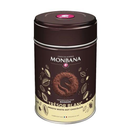 Karstā baltā šokolāde MONBANA White