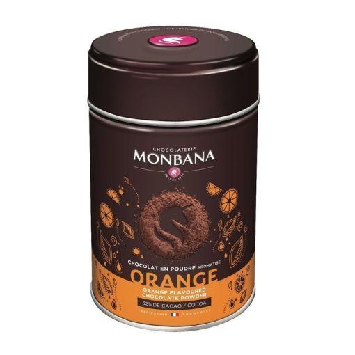 Karstā šokolāde MONBANA Orange