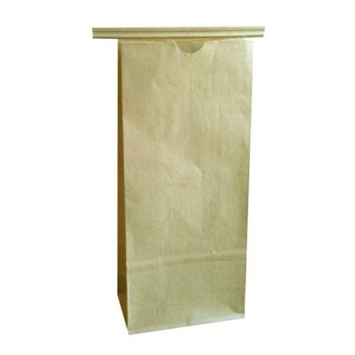 Iepakojuma maisiņš, brūns