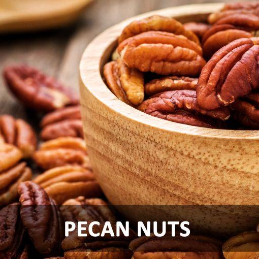 Орехи Пекан (Pecan Nuts) kофе, 200 г