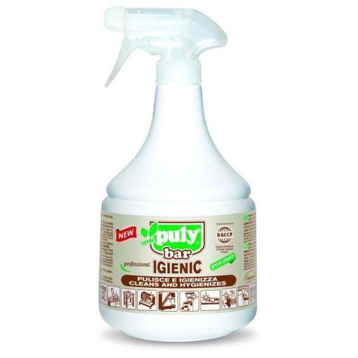 Чистящее и дезинфицирующее средство Puly Bar Igienic