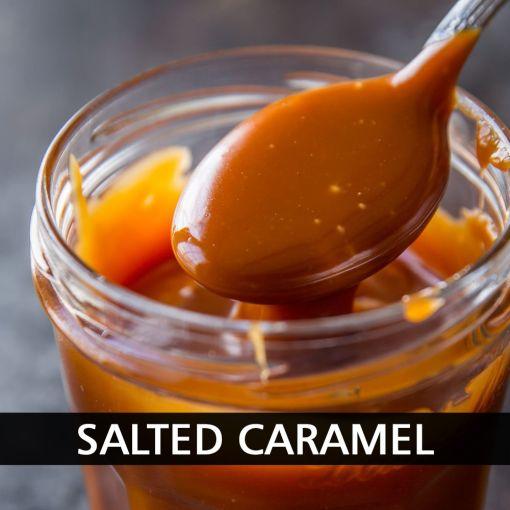 Sāļā Karamele (Salted Caramel) kafija, 200 g
