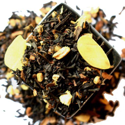 Spice Cookies melnā aromatizētā tēja