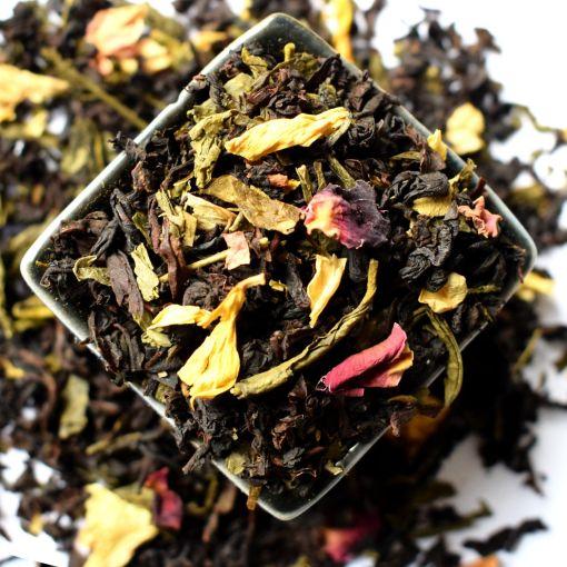 Svētku melnā aromatizēta tēja