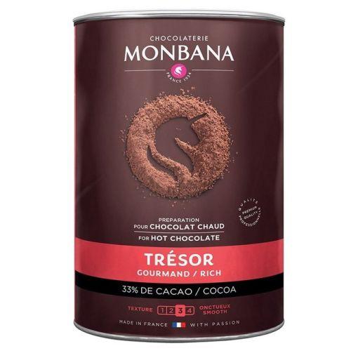 Горячий шоколад Tresor Chocolate,1 кг