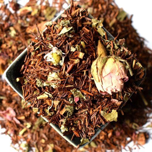 Valdzinošā un Pievilcīgā rooibošs tēja
