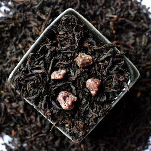 Wild Cherry melnā aromatizētā tēja