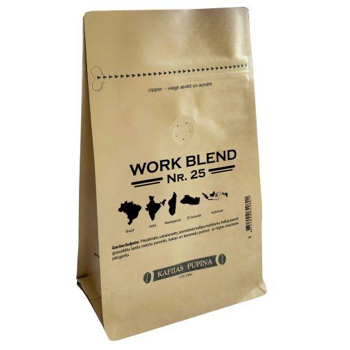 Work Blend Nr. 25 kafija, 200 g