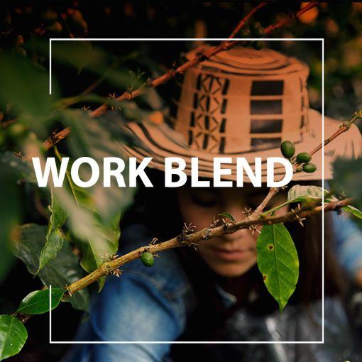 Work Blend Nr. 25, kофе