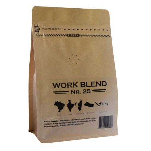 Work Blend Nr. 25, kофе, 200 г