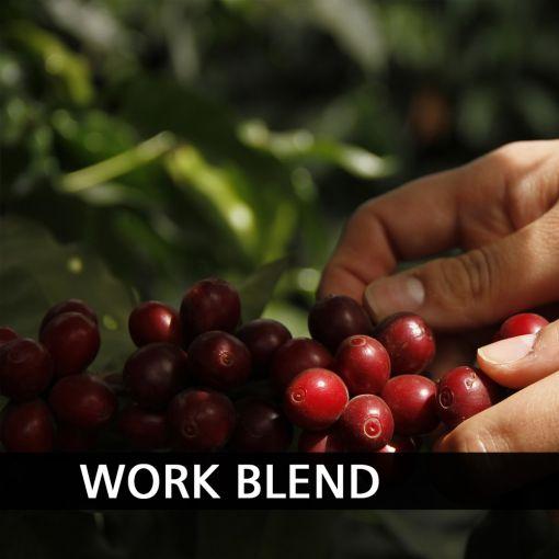 Work Blend Nr. 25 kafija, 1 kg