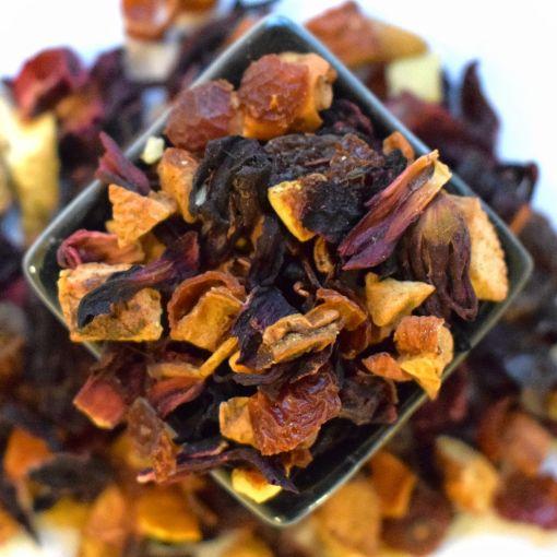 Ziemas pasaka augļu tēja